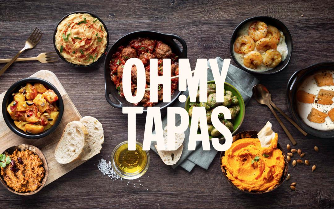 Oh My Tapas!